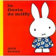 Bruna, Dick: Miffy cumple anos (Spaans)