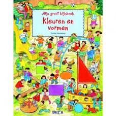 Wandrey, Guido: Mijn groot kijkboek, kleuren en vormen