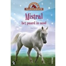 Funnell, Pippa: Avonturen op de paardenhoeve, Mistral het paard in nood