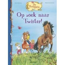 Gellersen, Ruth en Melanie Brockamp: De ponygirls, op zoek naar Twister!