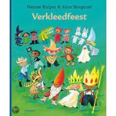 Kuiper, Nannie en Alice Hoogstad: Verkleedfeest (hardcover)