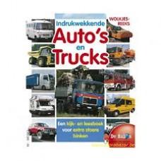 Wolkjesreeks: Indrukwekkende auto's en trucks een kijk-en leesboek voor extra stoere binken