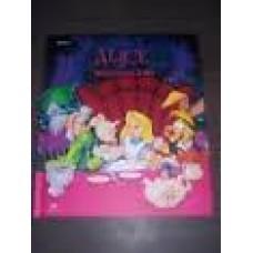 Walt Disney lees & luisterboek: Alice in Wonderland
