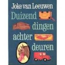 Kinderboekenweekgeschenk 1988: Duizend dingen acher deuren door Jokevan Leeuwen