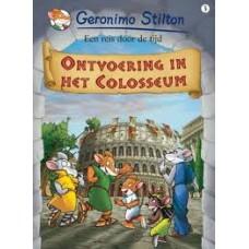 Stilton, Geronimo: Een reis door de tijd, ontvoering in het Colosseum (softcover 3 )
