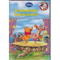 Disney Boekenclub: De Bunderbos talentenshow (met cd)