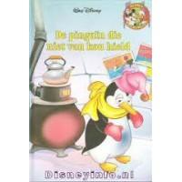 Disney Boekenclub: De pinguin die niet van kou hield ( met cd)