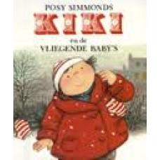 Simmonds, Posy: Kiki en de vliegende baby's ( in museum)