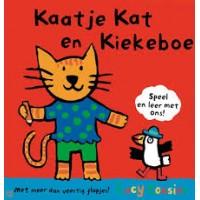 Cousins, Lucy: Kaatje Kat en Kiekeboe ( met meer dan 40 flapjes)