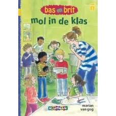 Gog, Marian van: Bas en Brit, mol in de klas ( (avi M3)