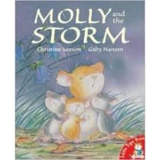 Leeson, Christine en Gaby Hansen: Molly en de storm