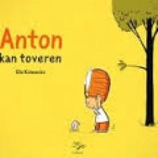 Kinderboekenweekgeschenk 2009: Anton kan toveren ( met dvd) door Ole Konnecke