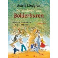 Lindgren, Astrid en Els van  Egeraat: De kinderen van Bolderburen (softcover)