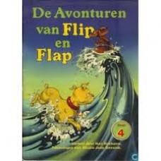 Douwe Egberts: De avonturen van Flip en Flap deel 4