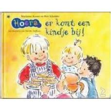 Busser, Marianne en Ron Schroder met ill. van Marijke Duffhauss: Hoera, er komt een kindje bij !