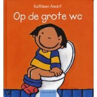Amant, Kathleen: Op de grote wc