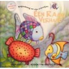 Uitklapboekje: Regenboog en zijn vriendjes ik zie, ik zie... ( gebaseerd op boek Masrcus Pfister)