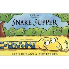 Durant, Alan en Ant Parker: Tussendoortje ( flappenboek)