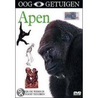 Ooggetuigen Dvd: Apen ( zo goed als nieuw)