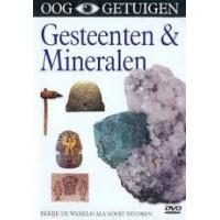 Ooggetuigen Dvd: Gesteenten & mineralen ( zo goed als nieuw)
