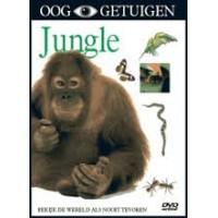 Ooggetuigen Dvd: Jungle ( zo goed als nieuw)