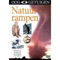 Ooggetuigen Dvd: Natuurrampen ( zo goed als nieuw)
