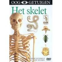 Ooggetuigen Dvd: Het skelet ( zo goed als nieuw)