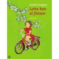 Lindgren, Astrid en Ilon Wikland: Lotta kan al fietsen
