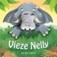 Thomson, Kate: Vieze Nelly ( met vingerpopje-slurfje vast in boek)