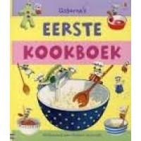 Wilkes, Angela en Stephen Cartwright: Usborne's eerste kookboek ( ringband)