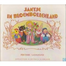 Langeler, Freddie: Jantje in bloembollenland