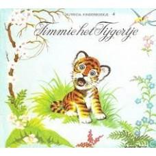 Nutricia kinderboekje nieuwere serie:  Timmie het Tijgertje (deeltje 4)