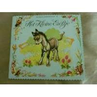 Nutricia kinderboekje nieuwere serie:  Het kleine ezeltje (deeltje 6)