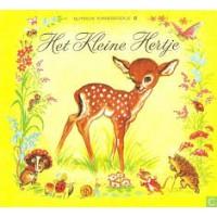 Nutricia kinderboekje nieuwere serie:  Het kleine hertje ( deeltje 8)