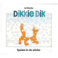 Boeke, Jet: Dikkie Dik, spelen in de winter