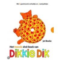Boeke, Jet: Het tweede dvd-boek van Dikkie Dik ( met 8 geanimeerde  verhaaltjes en 4 raadspelletjes)