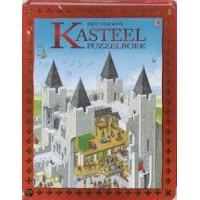Pearcey, Alice: Het usborne kasteel puzzelboek ( 6 puzzels van 20 stukjes)