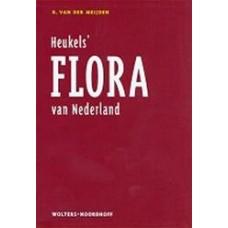 Meijden, R van der: Heukels flora van Nederland 22e druk, 1e bijdruk