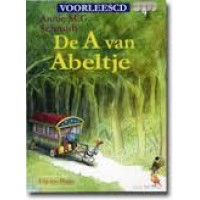 Luisterboek 4cd: De A van Abeltje van Annie MG Schmidt voorgelezen door Flip van Duijn