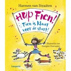 Straaten, Harmen van en Georgie Overwater: Hup Fien, Fien is klaar voor de start!