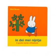 Bruna, Dick: In dei mei Nijntje, it grutte nijntje utflapboek ( karton)