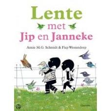 Schmidt, Annie MG en Fiep Westendorp:  Lente met Jip en Janneke