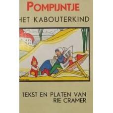 Cramer, Rie: Pompijntje het kabouterkind