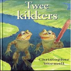 Wormell, Christopher: Twee kikkers