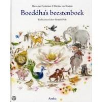 Donkelaar, Maria en Martine van Rooijen met ill. van Moniek Peek: Boeddha's beestenboek