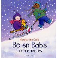 Cate, Marijke ten: Bo en Babs in de sneeuw (grote uitgave)