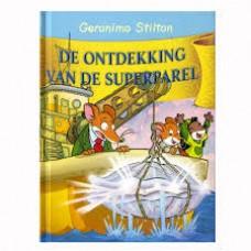Stilton, Geronimo: De ontdekking van de superparel