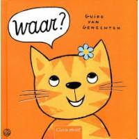 Genechten, Guido van: Waar ( flappenboek)