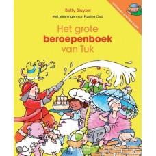 Sluyzer, Betty en Pauline Oud: Het grote beroepenboek van Tuk