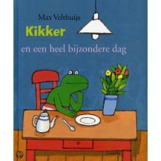Velthuijs, Max: Kikker en een heel bijzondere dag ( extra groot formaat)